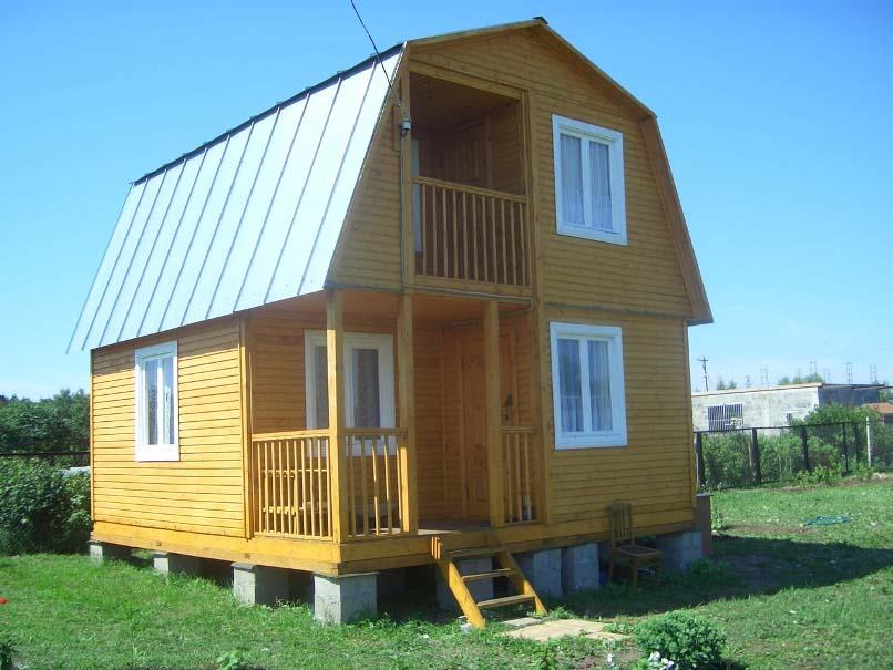 Обустройство крыши дачи: полезная информация