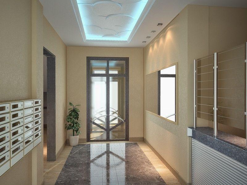 Дизайн тамбур в частном доме