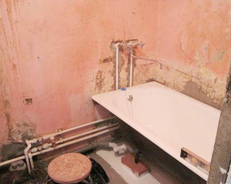 Сделать ремонт своими руками ванной