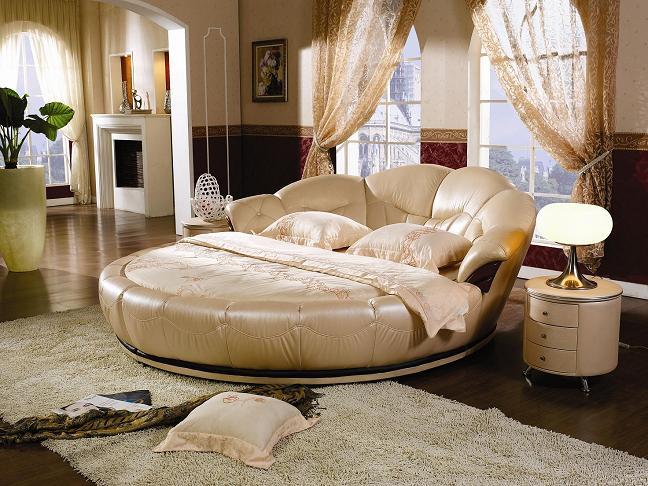 Кровати в интерьере