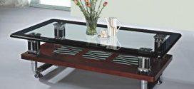 Как защитить стеклянный стол от трещин?