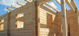 Как быстро построить на даче небольшую баню?
