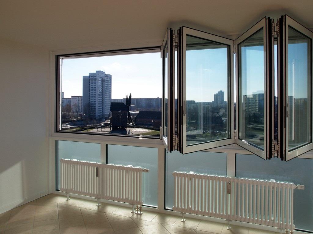 Панорамные окна в доме: плюсы и минусы.