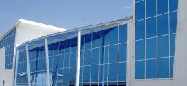 Алюминиевый фасад — выбор гостиниц