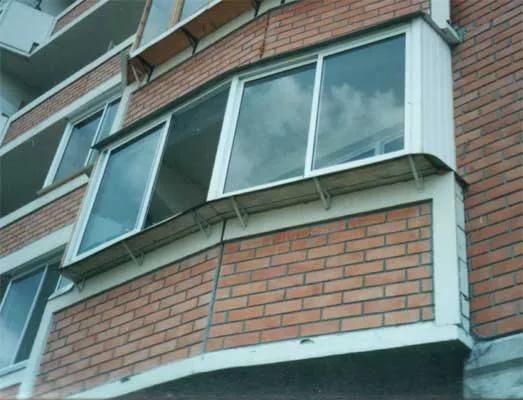Остекление балкона п-44т: на что необходимо обращать внимани.