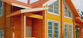 Достоинства деревянных домов из Чухломы