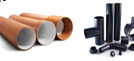 Преимущества пластиковых труб для канализации