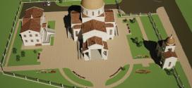 Комплексное благоустройство храмов от «Палехского Иконостаса»