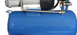 Описание воздушного и винтового компрессора