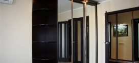 Достоинства двухдверных шкафов