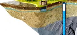 Как происходит бурение скважин на воду?