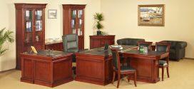 Какую мебель выбрать в кабинет руководителя?