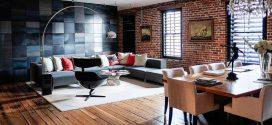 Особенности апартаментов в стиле Лофт