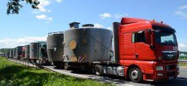 Как осуществляется перевозка негабаритных грузов?