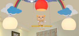 Выбираем потолочный светильник в детскую