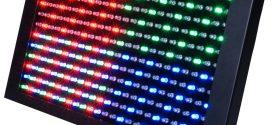 Где применяются светодиодные панели?