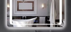 Какие зеркала подбирать для ванны?
