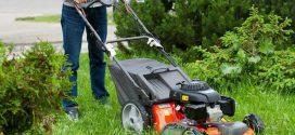 Правила ремонта газонокосилки