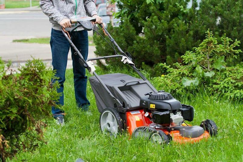 гарантийный ремонт газонокосилок