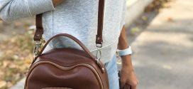 Как ухаживать за кожаным рюкзаком?