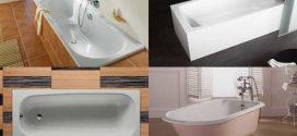 Правила выбора стальной ванны